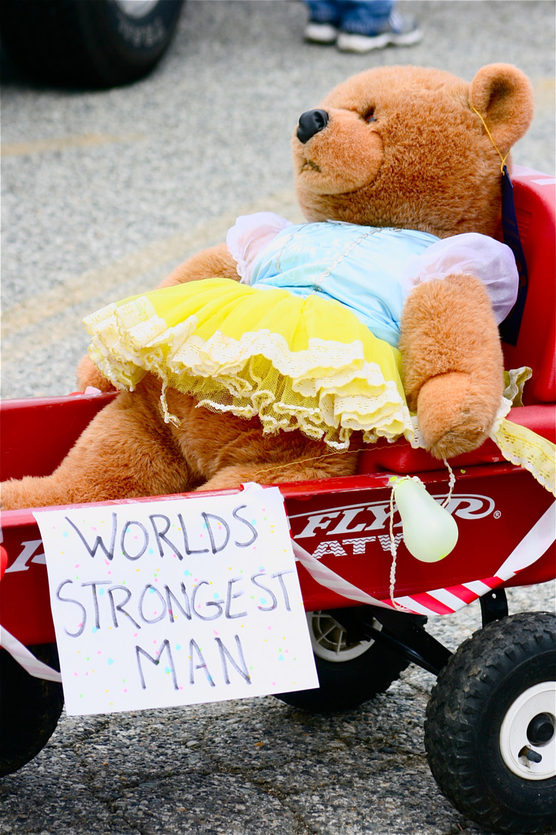 Photograph World's Strongest Man by Joseph Winters on 500px