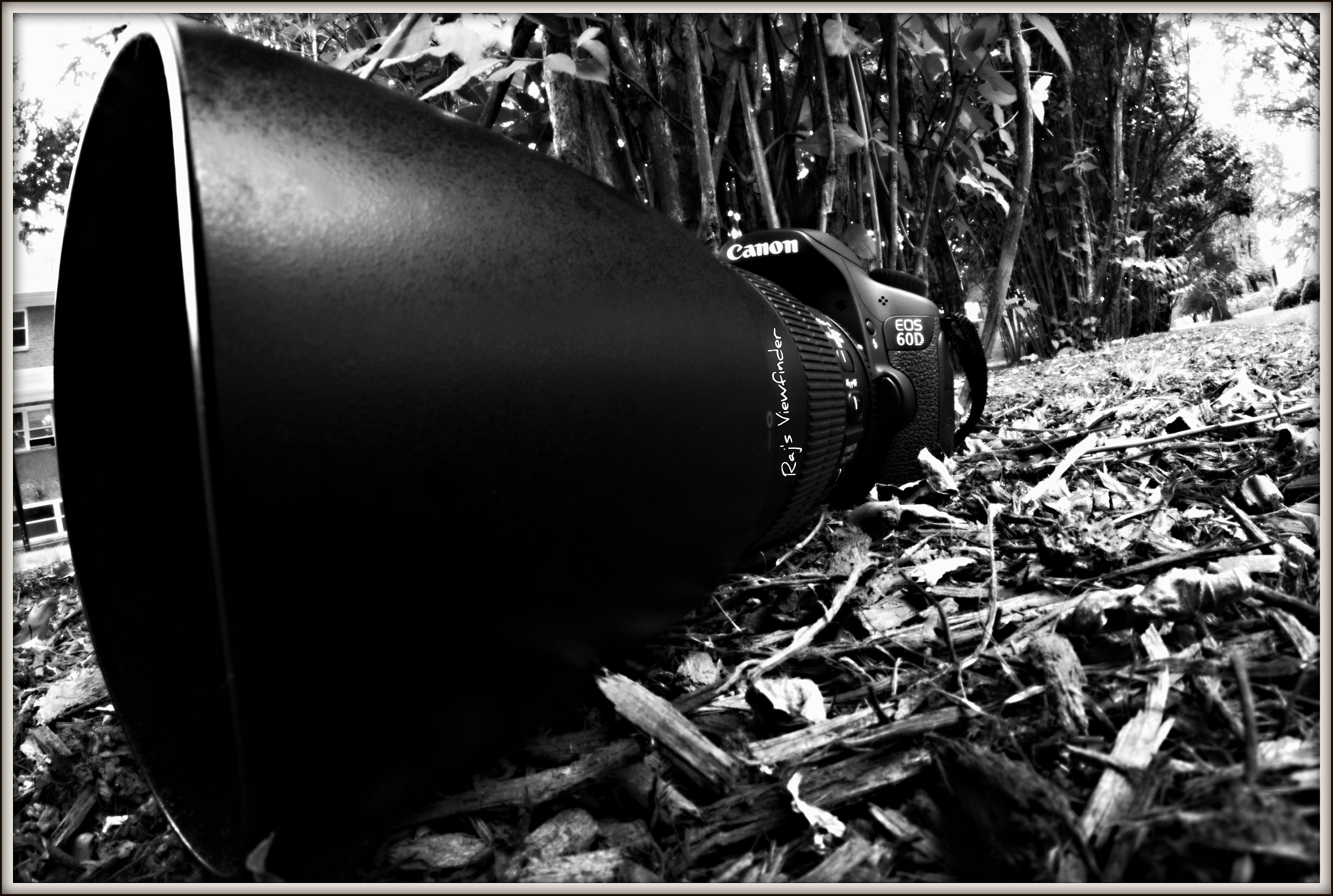 Photograph Cannon Barrel by Raj's Viewfinder on 500px