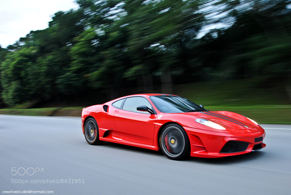 Photograph Ferrari 430 Scuderia - Rosso Corsa by Creative Studio on 500px