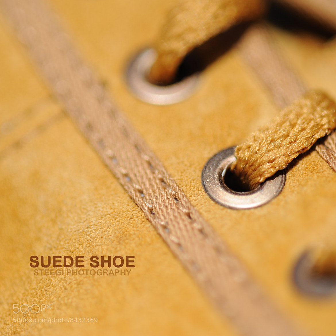 Photograph Suede Shoe by Andreas Steegmann on 500px