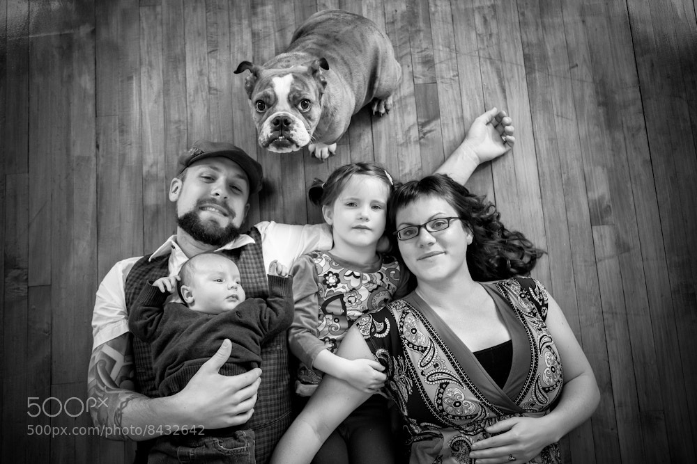Photograph The Fosters by Gerald Mabee on 500px
