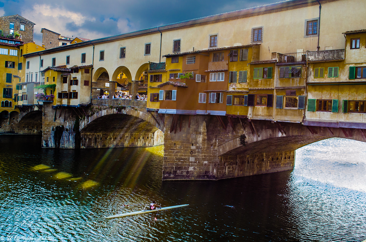 Photograph Light Over Ponte Vecchio by PhotonPhotography -Viktor Lakics on 500px