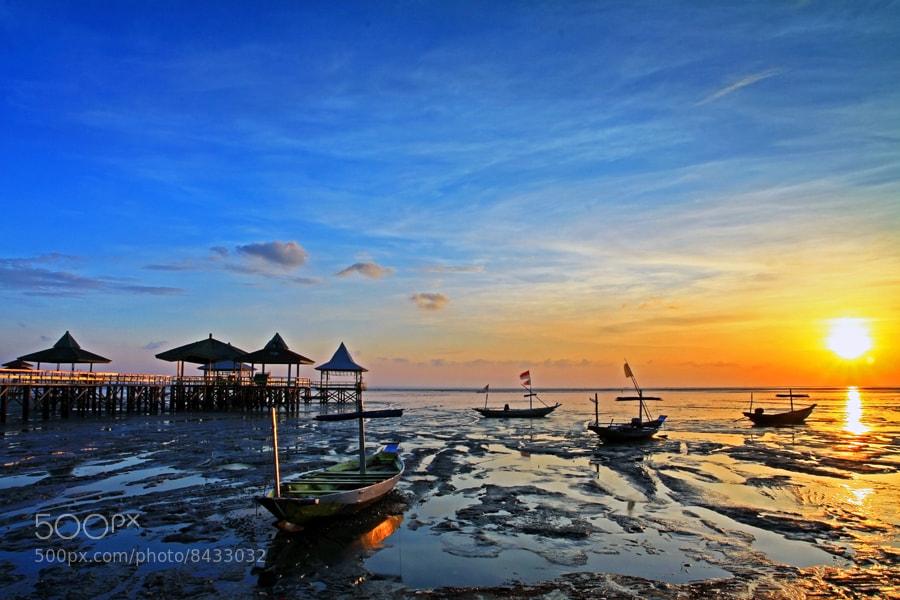 Photograph Kenjie Sunrise by Soegio Halim on 500px