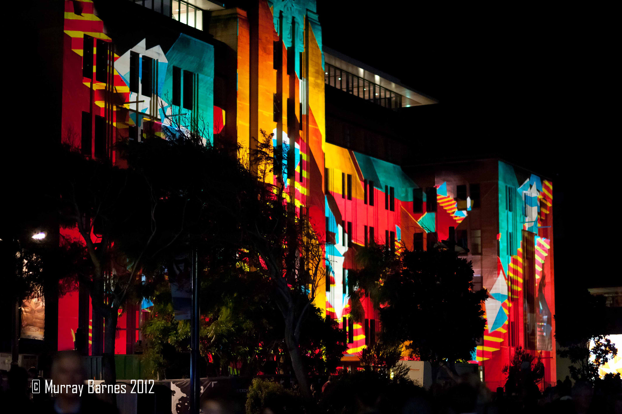 Photograph MCA Building by Murray Barnes on 500px