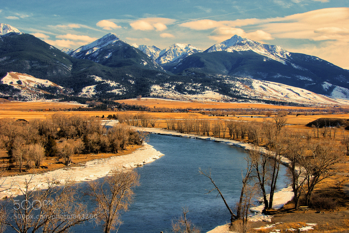 Photograph Paradise Valley by Jeff Clow on 500px