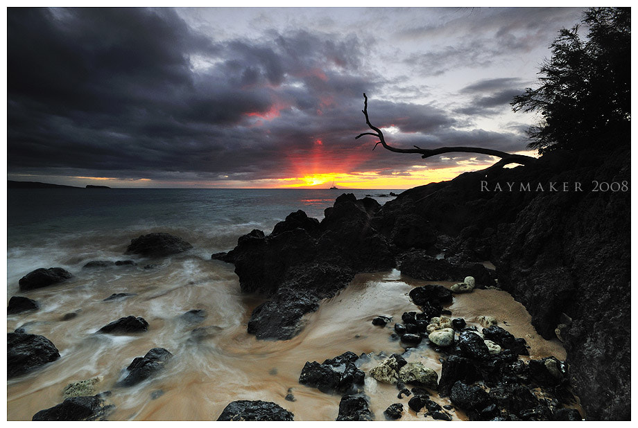 Photograph Makena Sunset by Paul Raymaker on 500px