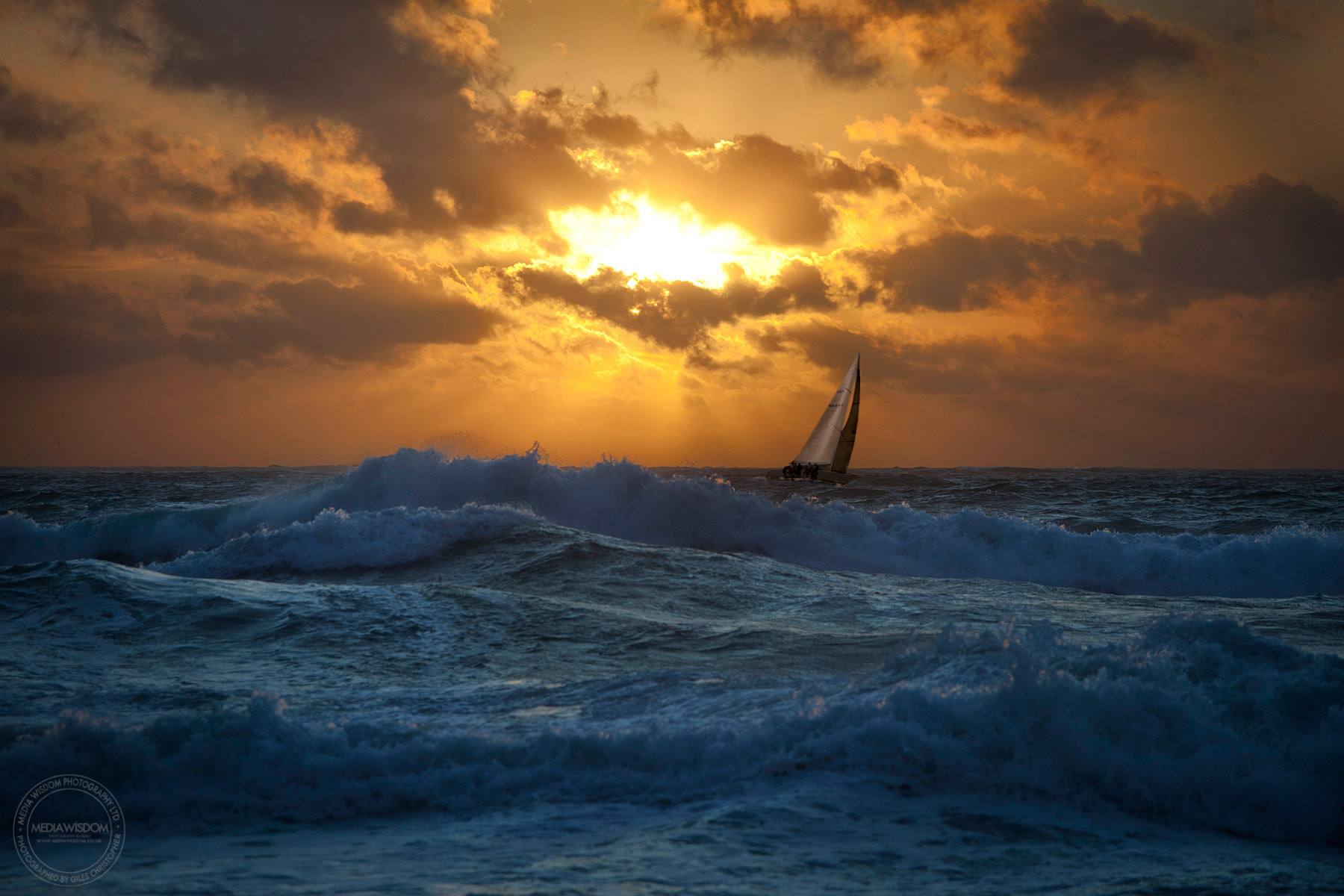 Photograph All at sea by G Christopher on 500px