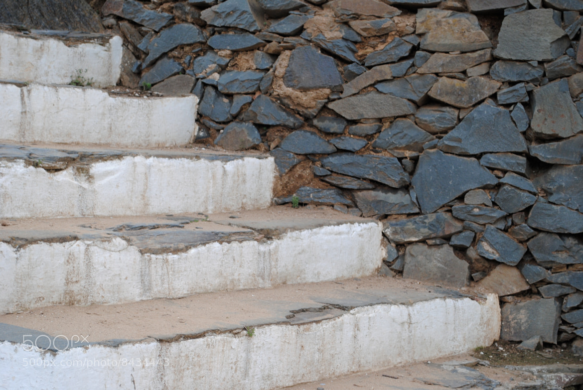 Photograph River Stairs by António Branco on 500px