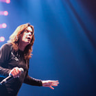Постер, плакат: Ozzy Osbourne of Black Sabbath at MGM Grand Garden Arena