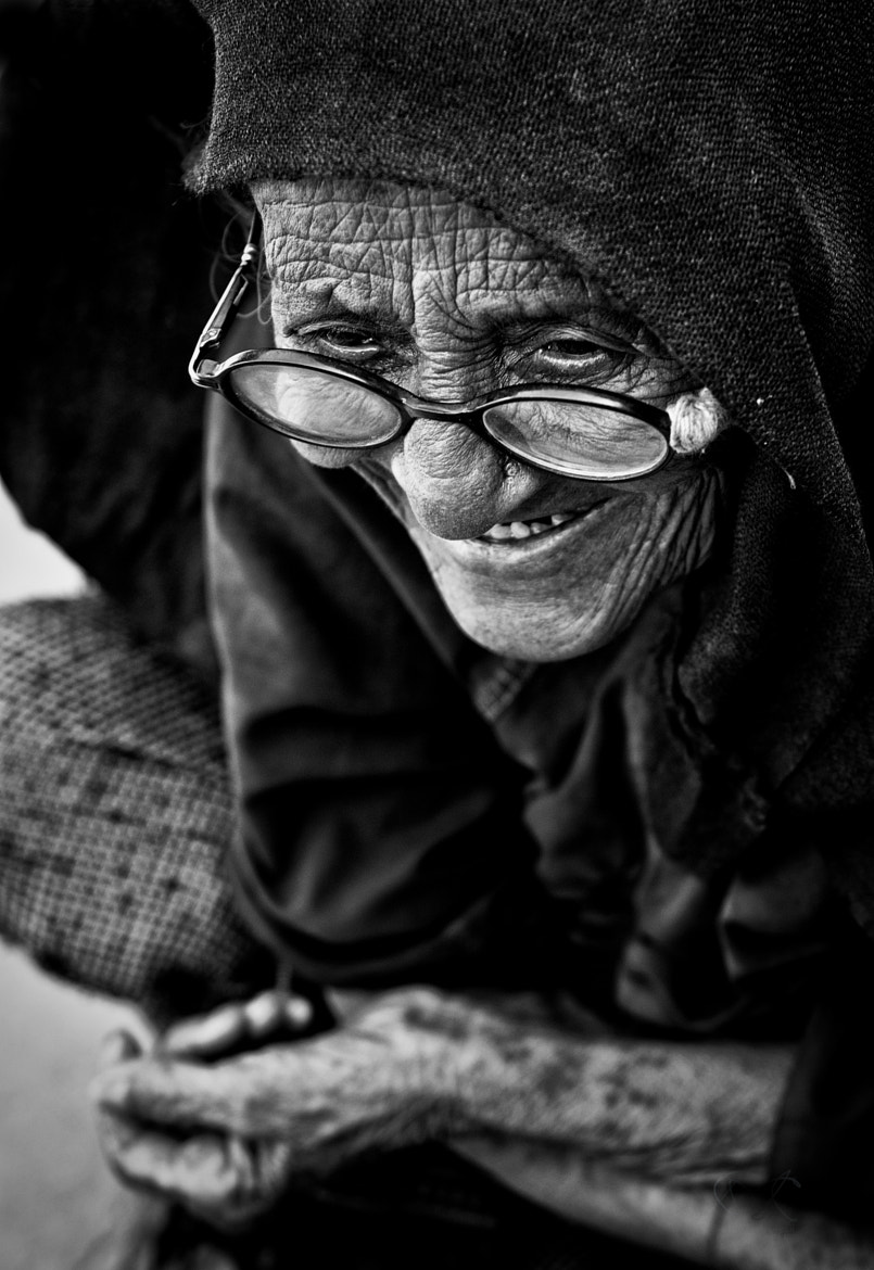 Photograph Wrinkled Past. by Harshit  Thaker on 500px