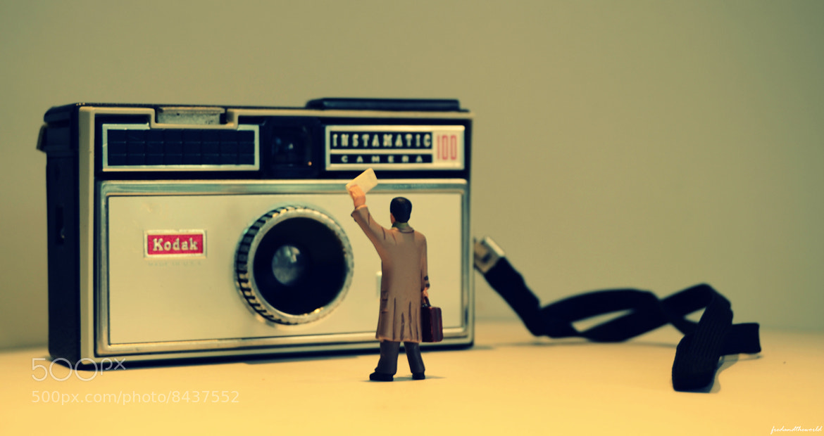 Photograph Retro Toys by Fred And The Toys on 500px