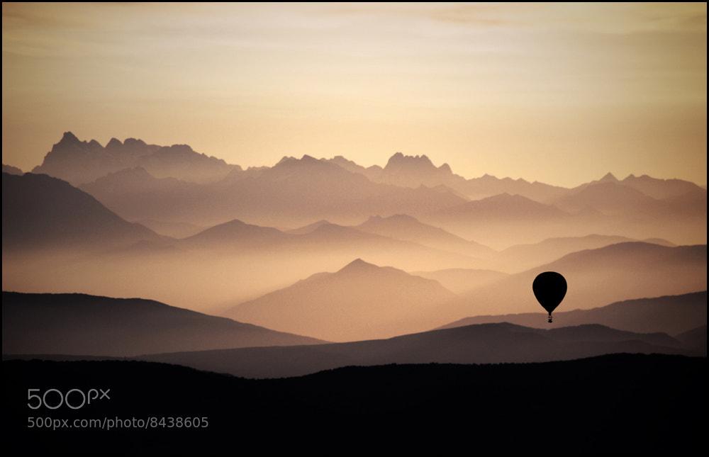 Photograph Alpes by David Bénézech on 500px