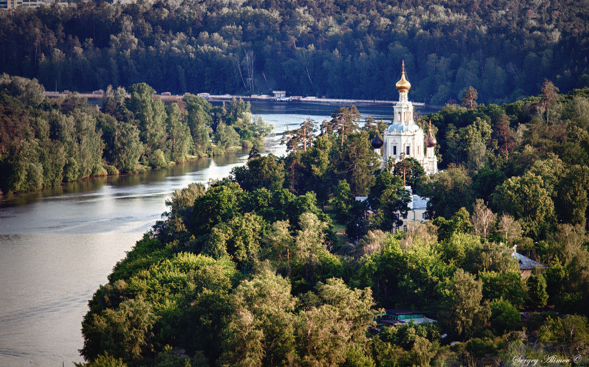 Photograph Church by Sergey Alimov on 500px