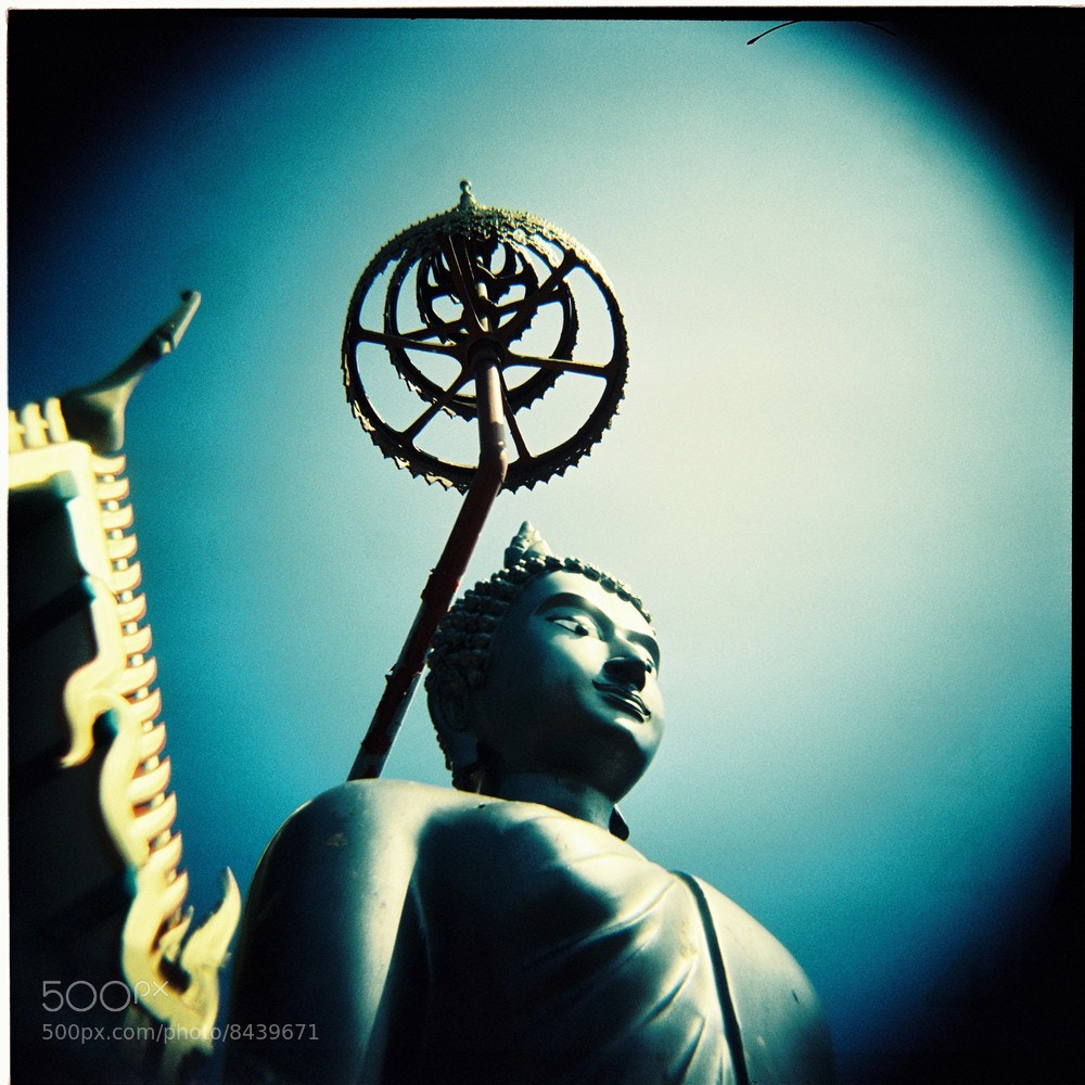 Photograph Buddha by Siripong Travels on 500px