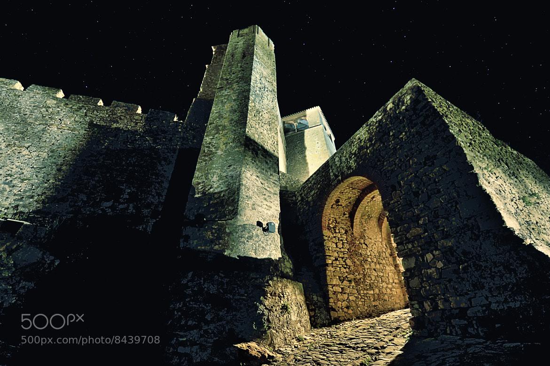 Photograph Castillo de Castellar (Cádiz) by César Comino García on 500px