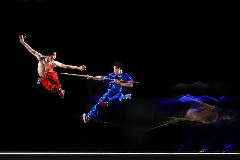 Photograph The Art of Fighting by Rizal Arnex on 500px