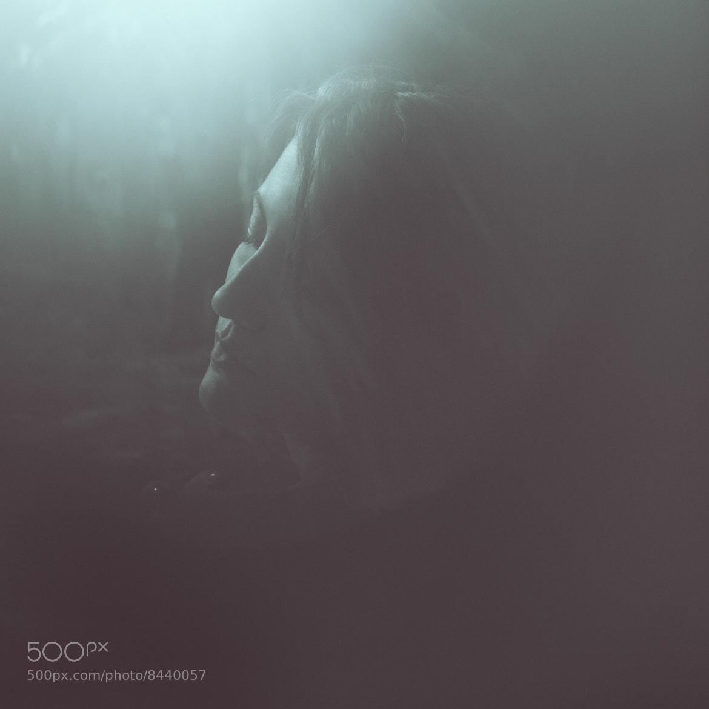 Photograph Moon Girl by Dmitriy Hohlov on 500px