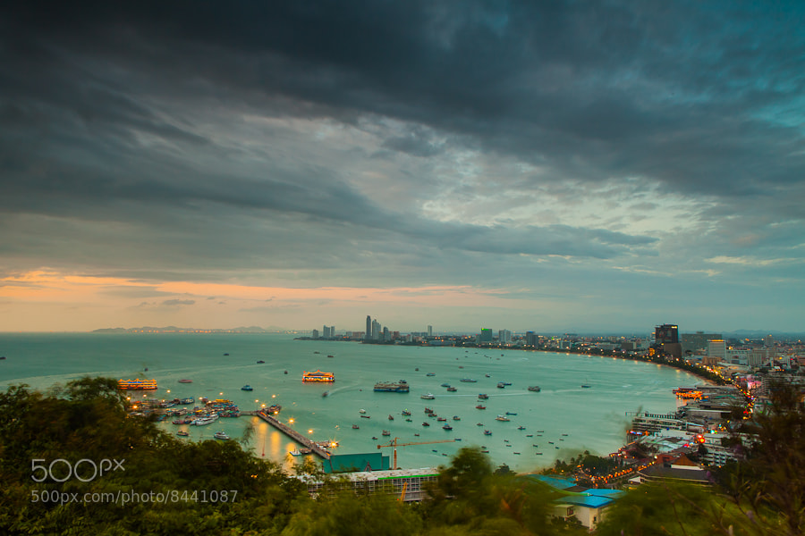 Photograph Pattaya by Charles Ramiscal on 500px