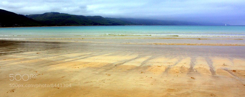 Photograph Sand & Sea by Tony Knight on 500px