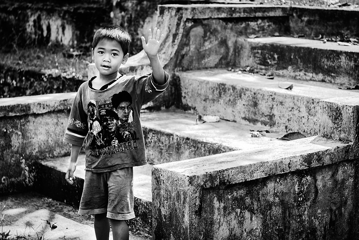 Photograph a boy by Roberto Benvenuti on 500px