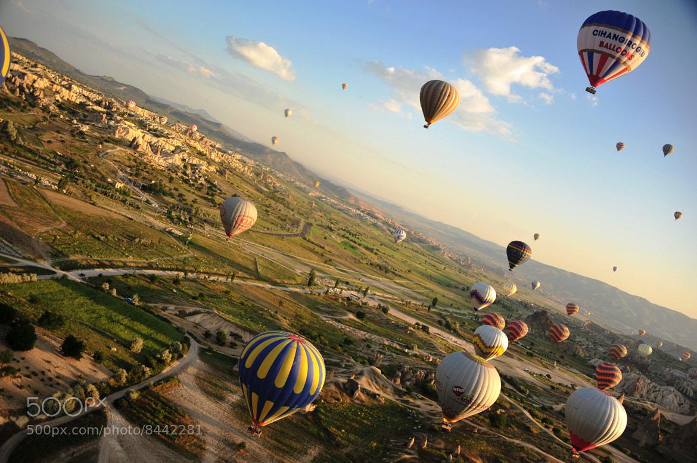 Photograph Hot Air Balloons by Johan Dahlberg on 500px