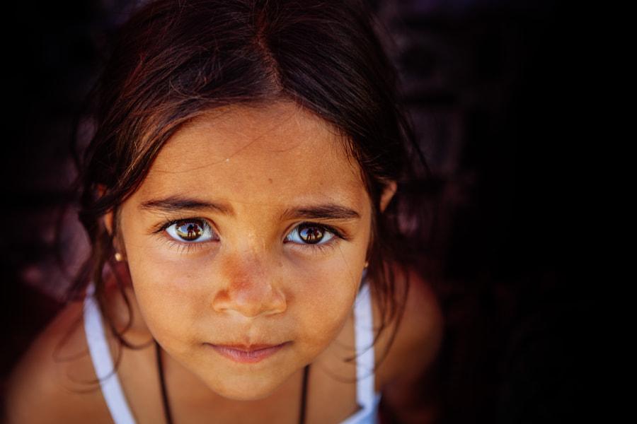 Girl at Pavli