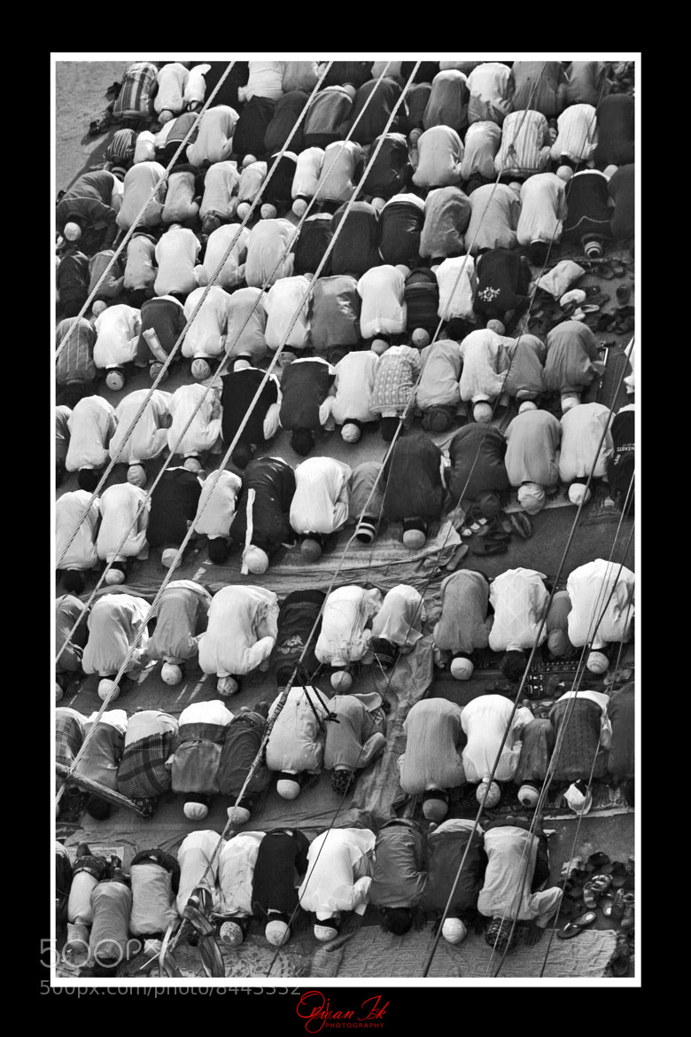 Photograph Eid Prayers In Lucknow by Orjwan Isk on 500px