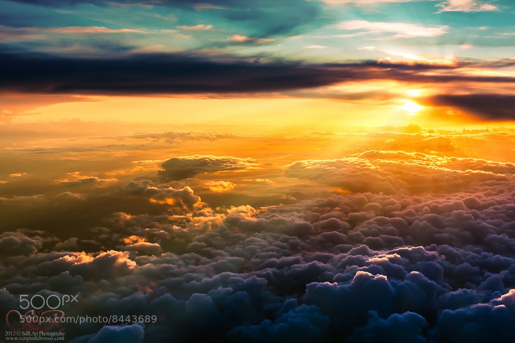Photograph heaven it's colored by Sergio Del Rosso on 500px