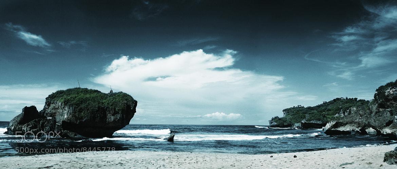 Photograph Pantai Kukup- Jogjakarta by 3 Joko on 500px