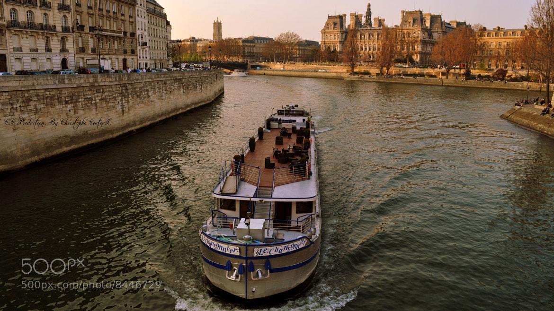 Photograph Paris by C.C Production By Christophe Couteux Christophe Couteux on 500px