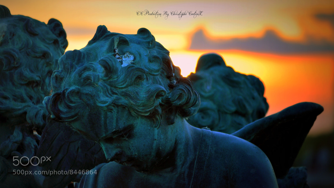 Photograph Les Anges de Versailles by C.C Production By Christophe Couteux Christophe Couteux on 500px