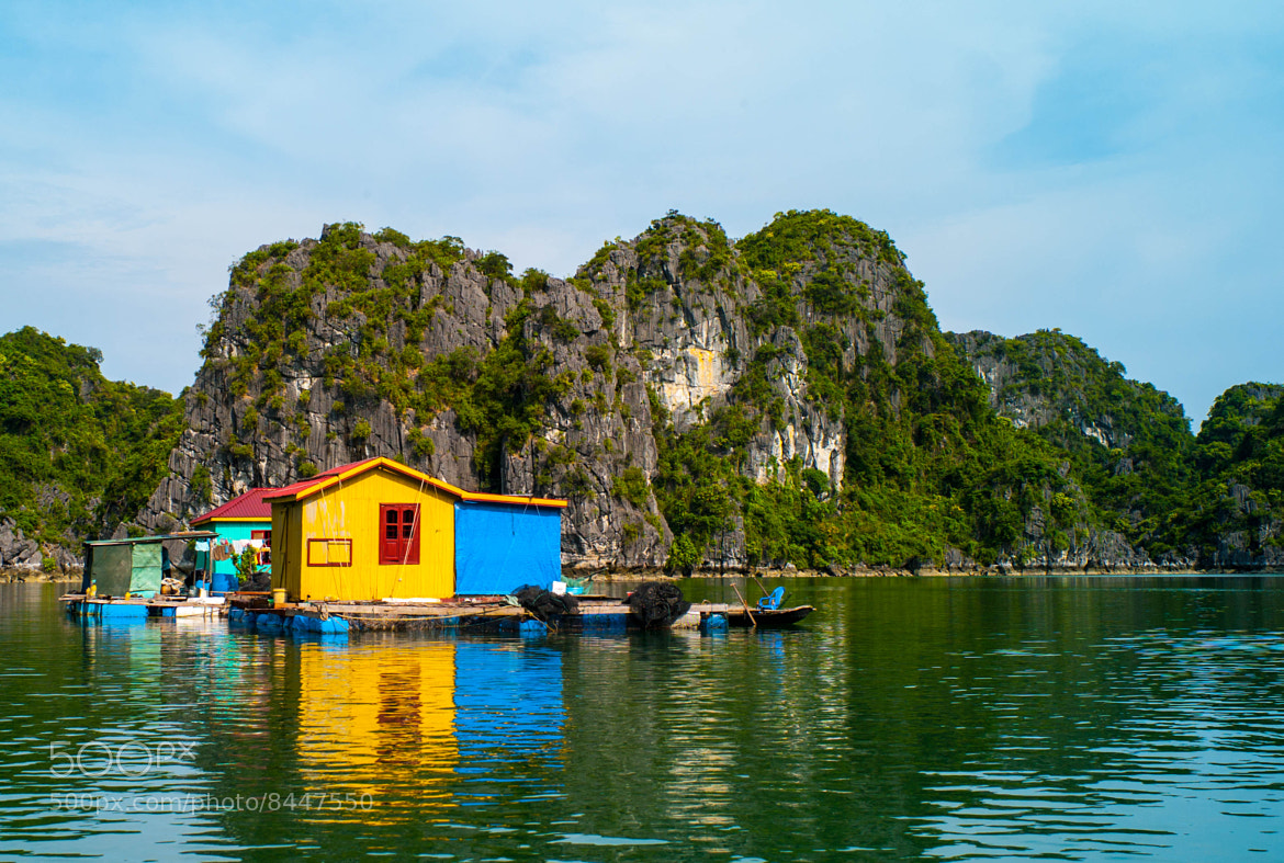 Photograph Home on the Sea by Kenneth Chong on 500px