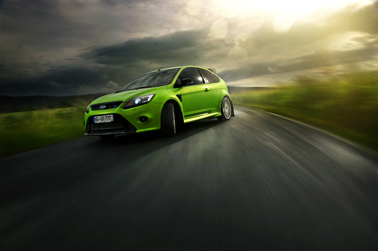 Photograph Ford Focus RS by Frederic Schlosser on 500px