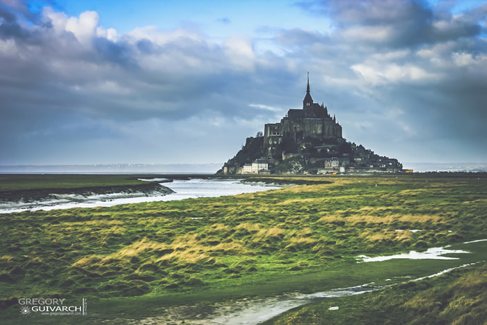 Photograph Mont Saint Michel by Gregory Guivarch on 500px