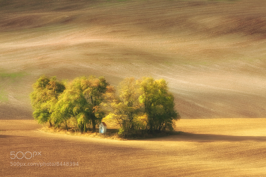 Photograph Chapel by Marcin Sobas on 500px