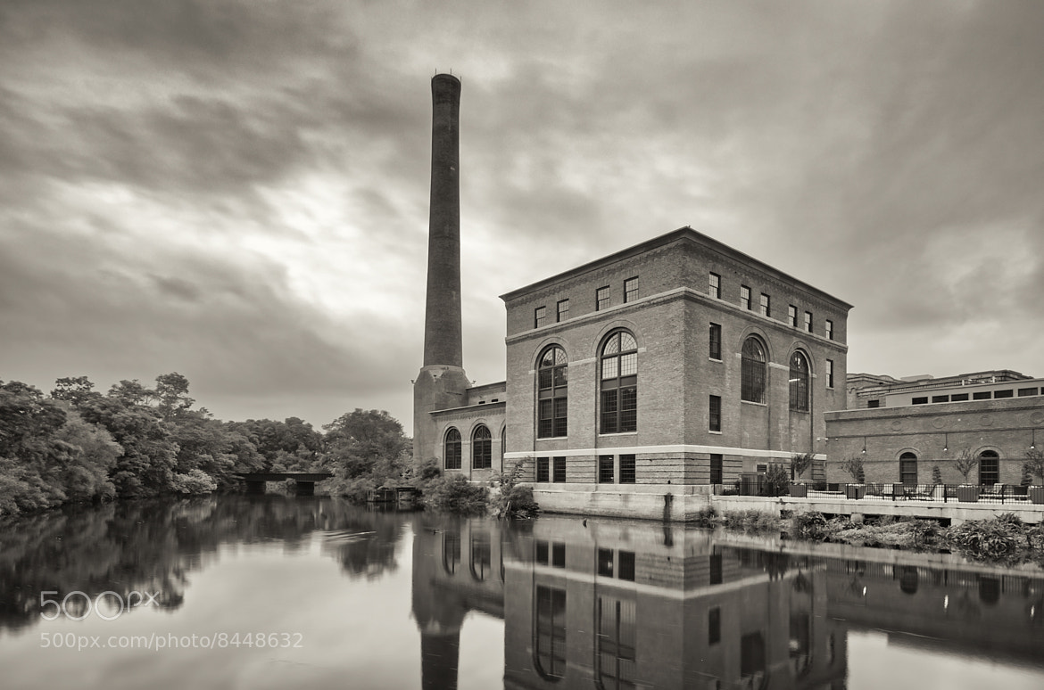 Photograph Chocolate Factory by Lee Costa on 500px