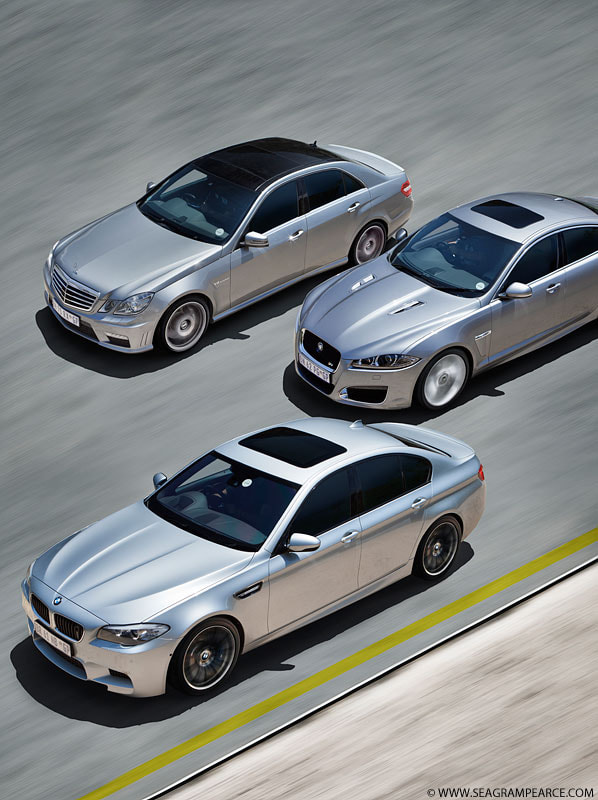Photograph Car Trio by Seagram Pearce on 500px
