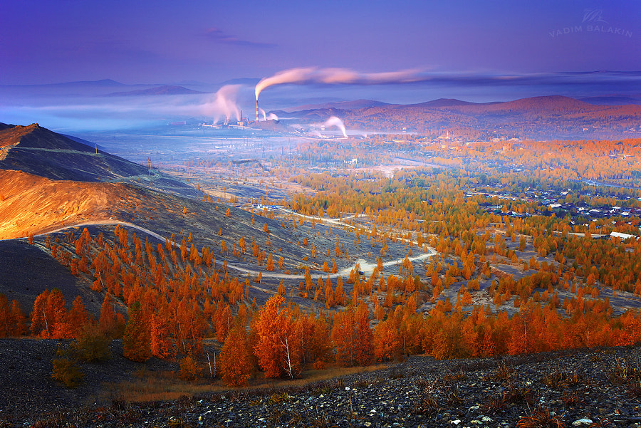 Photograph Autumn at Mordor by Vadim Balakin on 500px