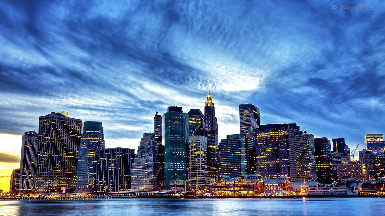 Photograph Manhattan by Owen G on 500px