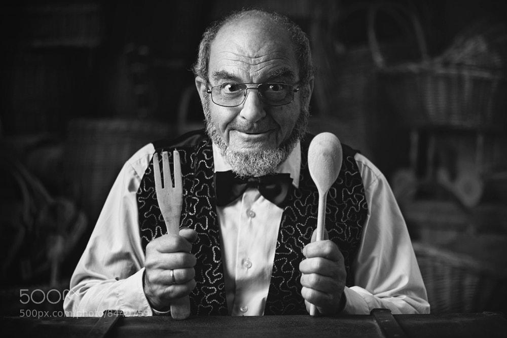 Photograph Mr. Drabek by Ben Benowski on 500px