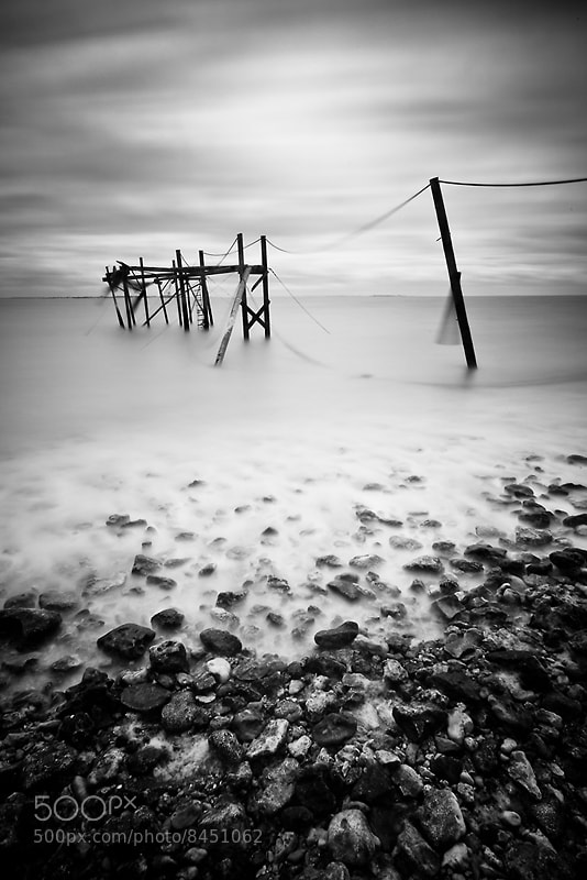 Photograph Deserted by Adeline Fuchs on 500px