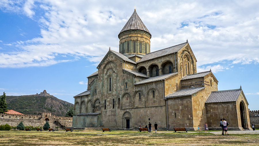 Svetitskhoveli Cathedral by Kostadin Kushlev on 500px.com
