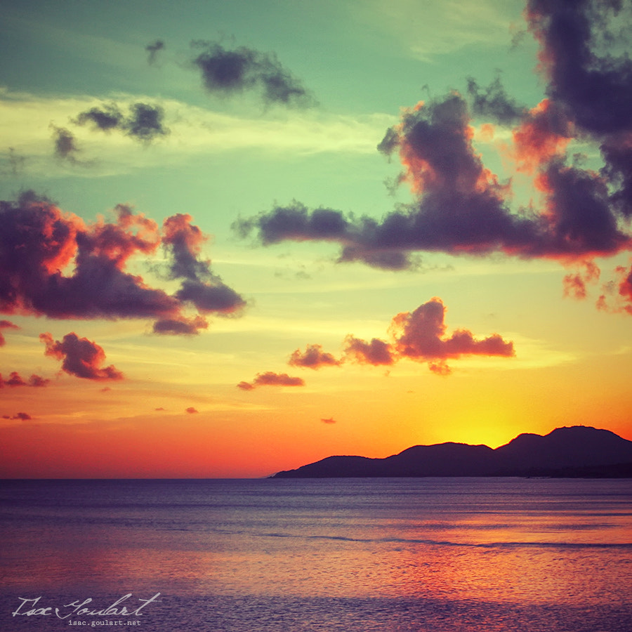 Photograph Sunset in Puerto Rico by Isac Goulart on 500px
