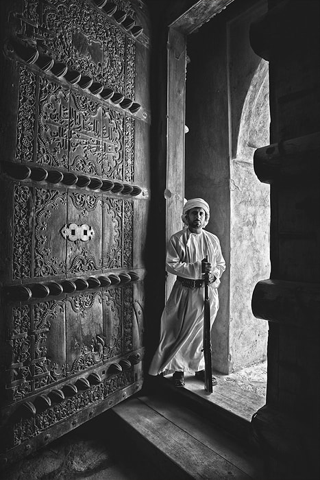 Photograph The Castle Keeper by Ahmed Altoqi on 500px