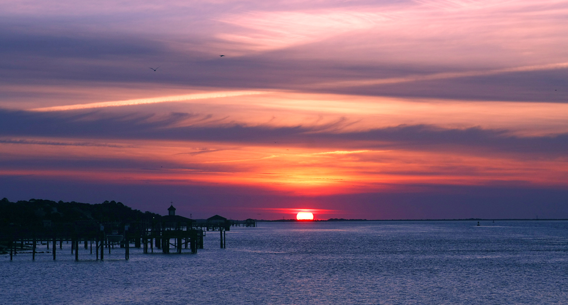 Photograph SOUTHPORT SUNRISE by DPImage Capturing on 500px