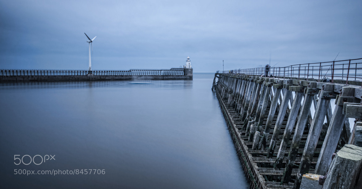 Photograph Blyth Pier by WilsonAxpe /  Scott Wilson on 500px
