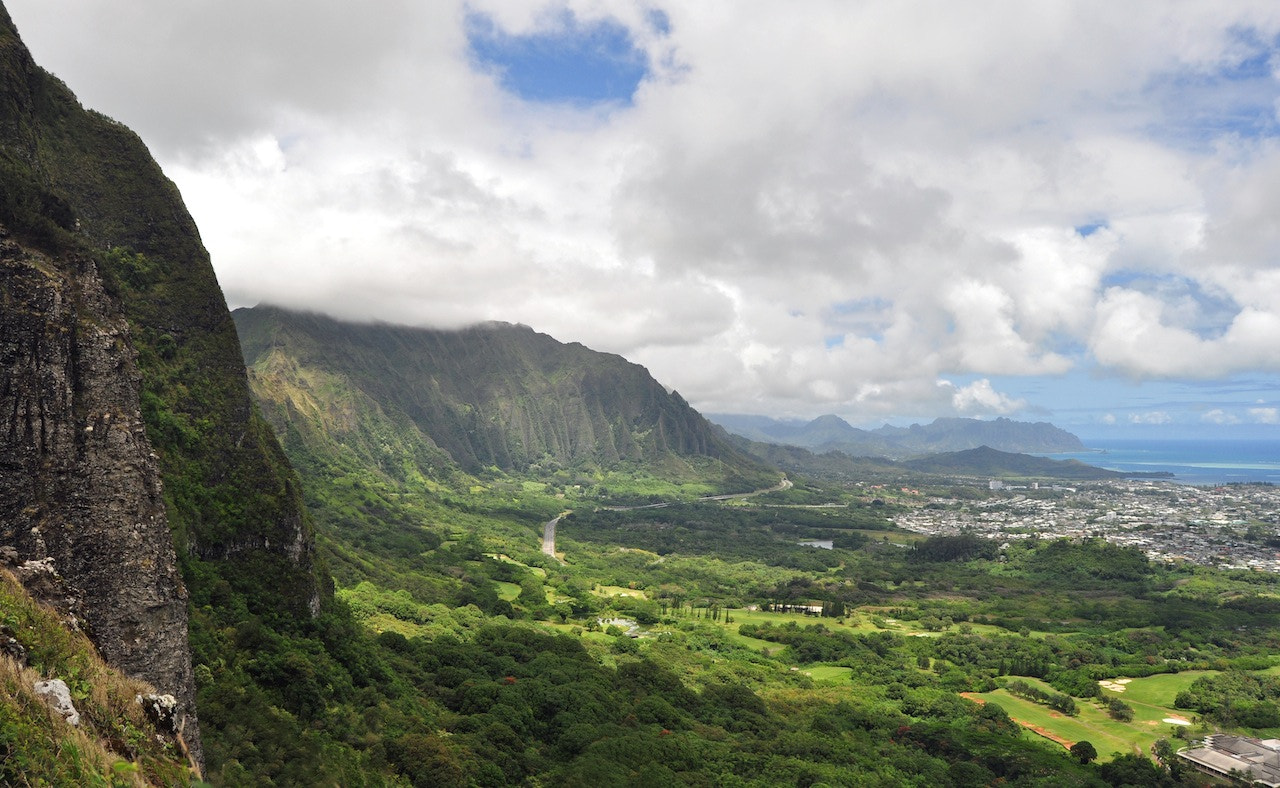 Photograph pali lookout by Noelle Smith on 500px