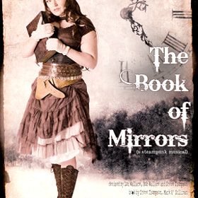 Book of Mirrors promo poster by MeltingPot Pictures (meltingpotpictures)) on 500px.com