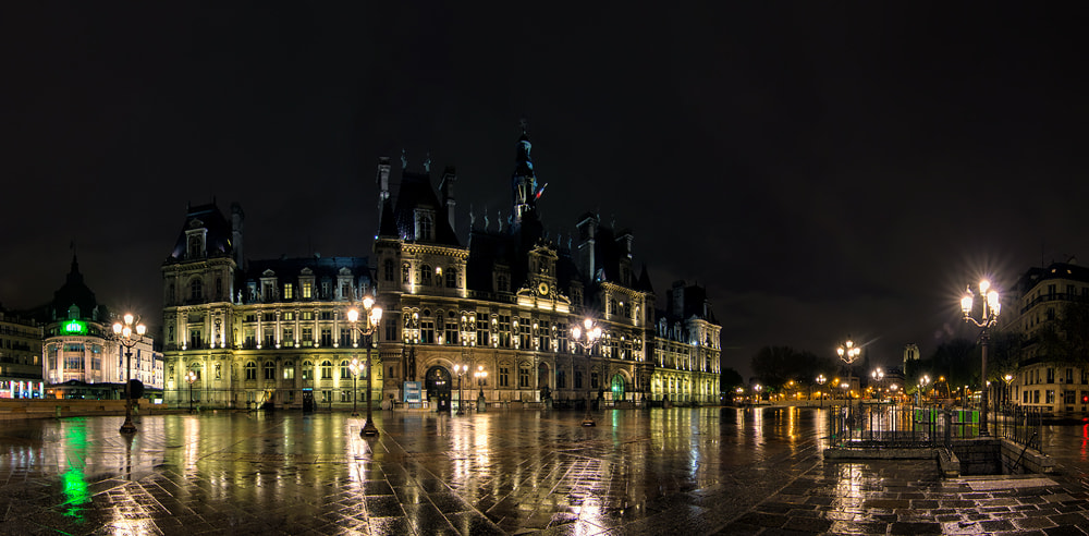 Photograph Hotel De Ville by Jose Hamra on 500px