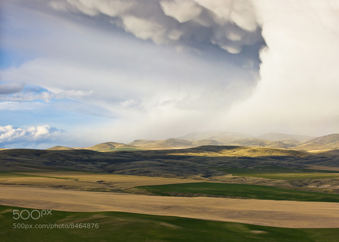 Photograph Passing Storm by EA Vernarsky on 500px